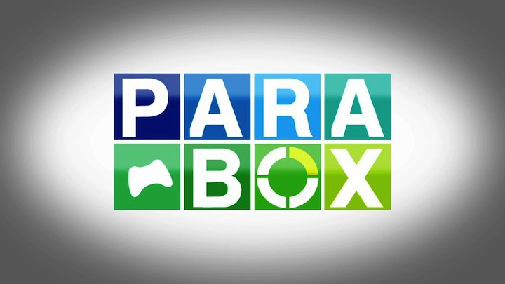 PARABOX Logoanimation